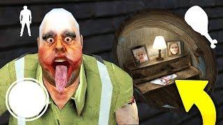 СЕМЬЯ МЯСНИКА СЕКРЕТ ОБНОВЛЕНИЕ КАК ГРЕННИ! - Mr.Meat Psychopath Hunt