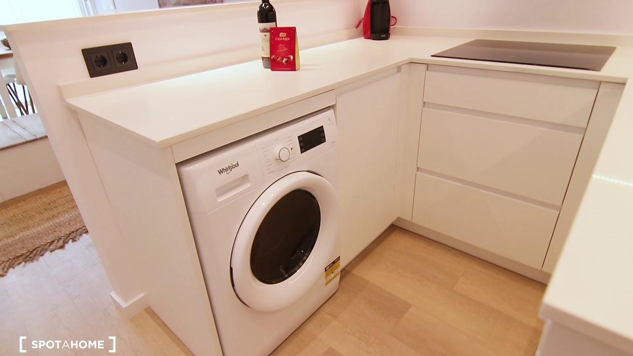 Modern 1-bedroom apartment for rent in Arturo Soria