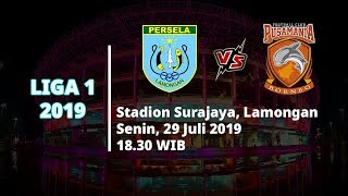 Video Live Streaming Liga 1 2019 Persela Lamongan Vs Borneo FC Senin 29 Juli 2019 Pukul 18.30 WIB