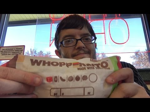 Download Review: BK's Whopperito HD Mp4 3GP Video and MP3