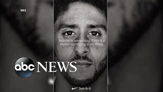 Video: What branding social activism could mean for Nike's business