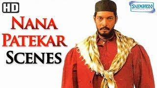 Ghulam-E-Mustafa [1997]  - Nana Patekar Scenes - Raveena Tandon - Bollywood Action Scenes