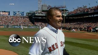 Tributes pour in for baseball legend Bill Buckner