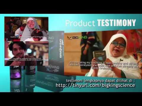 Video Penjelasan Manfaat dan Kandungan Brainking Plus Serta Testimoni!