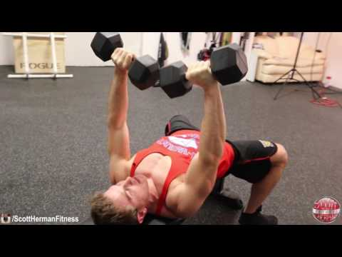 How To: Tate Press | INCREASE YOUR BENCH & BUILD BIGGER TRICEPS!