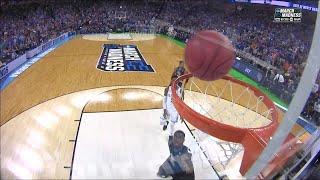 Watch the final UCF shot that almost knocked off No. 1 Duke