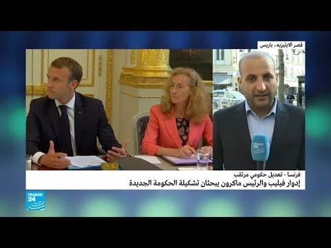 العرب اليوم - أبعاد الاستقالة المرتقبة لحكومة رئيس الوزراء الفرنسي إدوار فيليب