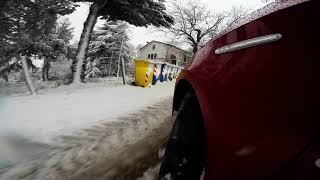 Michelin Pilot Alpin 5  225/40 r18 test drive Giulietta