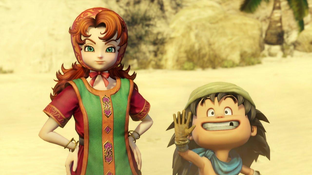 Dragon Quest Heroes II - Meet the Heroes, Part III: Maribel & Ruff