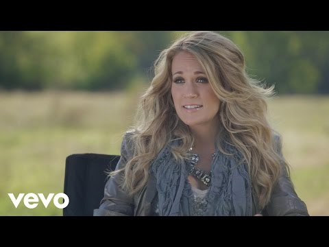 Carrie Underwood - Little Toy Guns (Behind the Scenes)