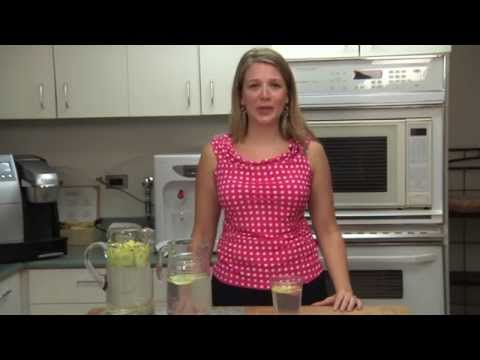 Sassy Water Flat Belly Diet Recipe