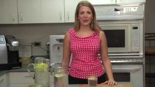 Sassy Water Flat Belly Diet Recipe - 60-Second Solutions