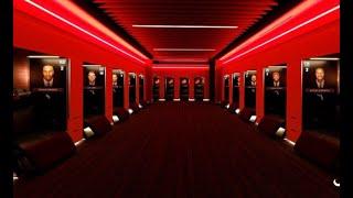 Alabama Football Shows Off Their New Locker Room