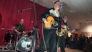 JACK BAYMOORE & THE BANDITS - Fireball Roberts
