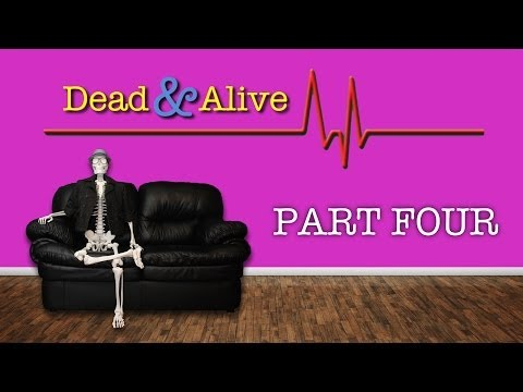 """Dead & Alive"" Part 4 – Pastor Raymond Woodward"
