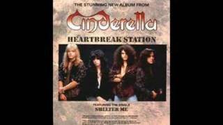 Cinderella- Once Around The Ride