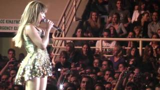 Beyoncé - Check On It & Destiny's Child Medley Live In Athens (I Am...Tour) @ O.A.K.A. 11/08/09