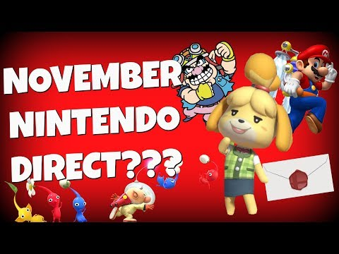 Will There Be a Nintendo Direct NEXT MONTH?! - ZakPak