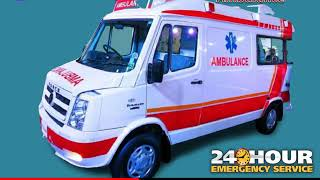 Medilift Ambulance Service in Patna and Ranchi with Amazing Supervision