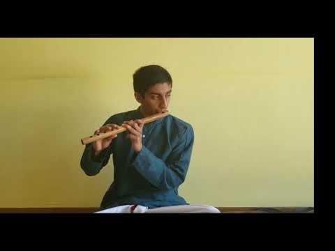 Nattakurinji Ragam on Flute