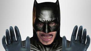BATMAN WANTS BATBOOTY