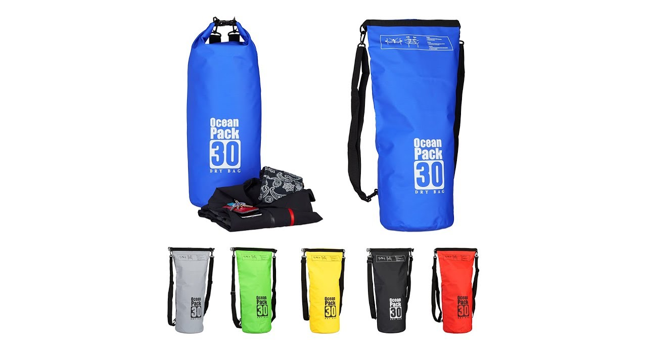 Video von: Ocean Pack 30L wasserdicht