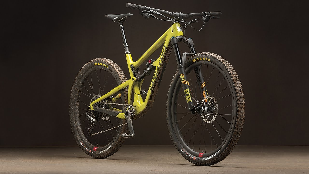 Santa Cruz Hightower LT Review – 2018 Bible of Bike Tests