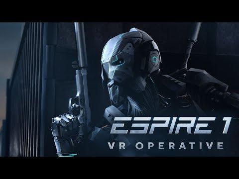 Espire 1: VR Operative : Trailer d'annonce