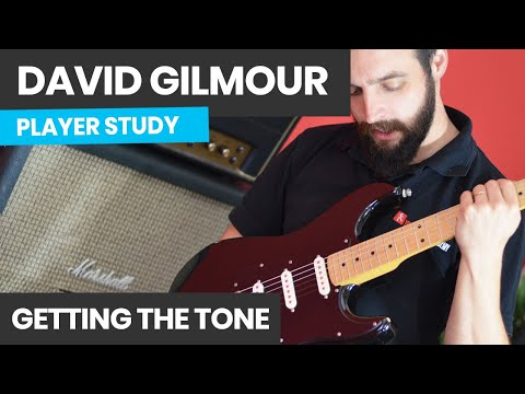 How To Play Like David Gilmour [Course Lesson 22] Getting Gilmours Tone - What Gear Can You Use?