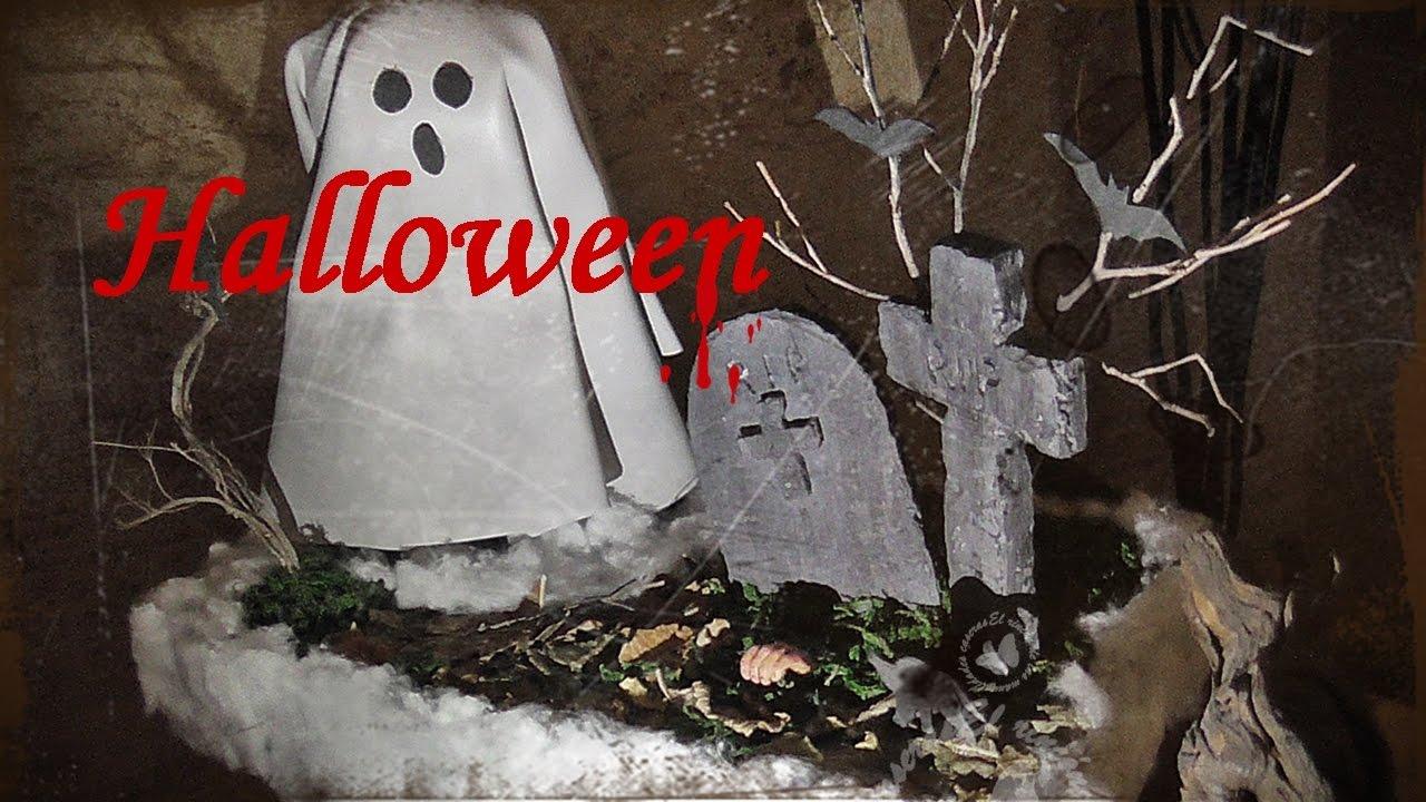 Centro de mesa Halloween , Día de los Muertos