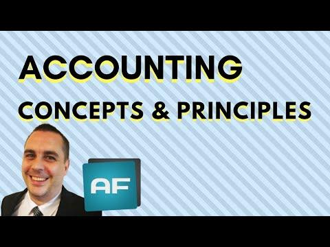 Accounting Concepts and Principles: Accounting Basics and Fundamentals