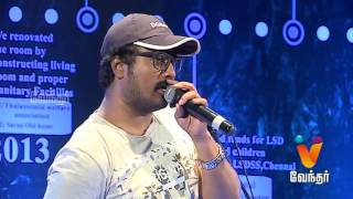 Naveen Best Mimicry(APJ) - Sangarsh Musical Night