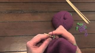 Knit the Cloche Hat - Lesson 5b