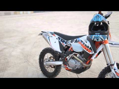 KTM 2015 500 EXC 6 Days