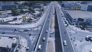 Dar es Salaam's TAZARA Flyover Inaugurated