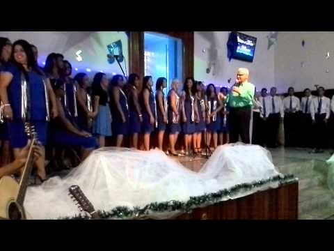Cantata de Natal INVBR, participação especial do Bispo Moacyr de Oliveira