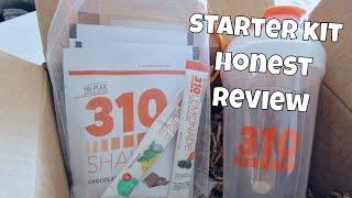 310 NUTRITION STARTER KIT HONEST REVIEW