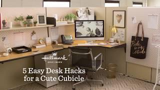 5 Cara untuk Mempercantik Meja Kerja