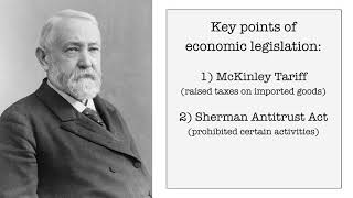 Benjamin Harrison: Make Grandpa Proud (1889 - 1893)