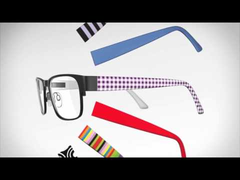 Wechsel-Bügel-Brillen