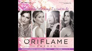 Oriflame March 2019 Catalogue Full HD || Full Catalog March 2019