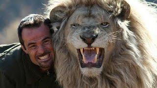 Опасные фото люди и животные приколы. Самое интересное 2017