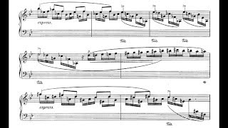 Frank Bridge ‒ 3 Improvisations for the Left-Hand, H. 134