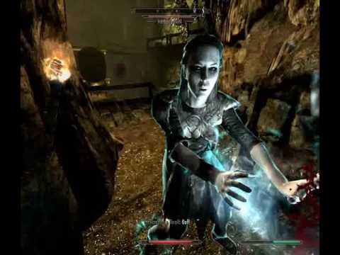 The Elder Scrolls V Skyrim Walkthrough - Paul's Gaming - Skyrim
