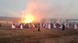 preview picture of video 'Fiestas de Moros y cristianos 2013'