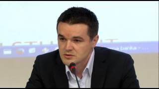 preview picture of video 'Podgorica Nikola Spadijer direktor Sektora za poslovanje sa fizickim licima Hipotekarna banka  povod'