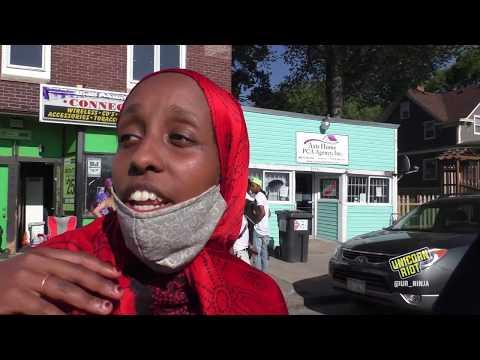 Widow of Abu Jaylani Kassem Speaks About Minneapolis Police Killing