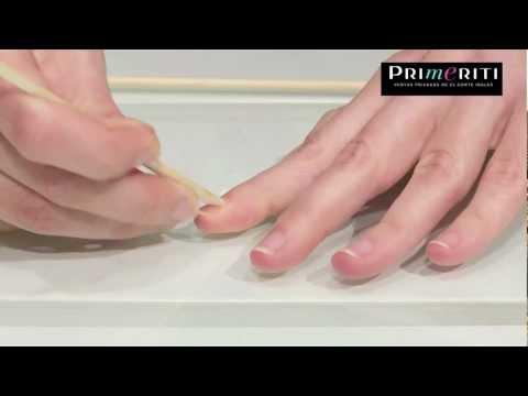 Manicura básica: Cuidado de las cutículas