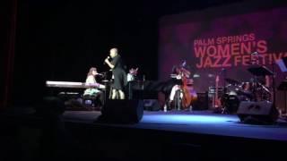 Dee Dee Bridgewater & Ann Hampton Callaway Sing Wild Improv at Palm Springs Women's Jazz Festival