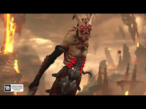 Видео № 0 из игры DOOM Eternal [PS4]